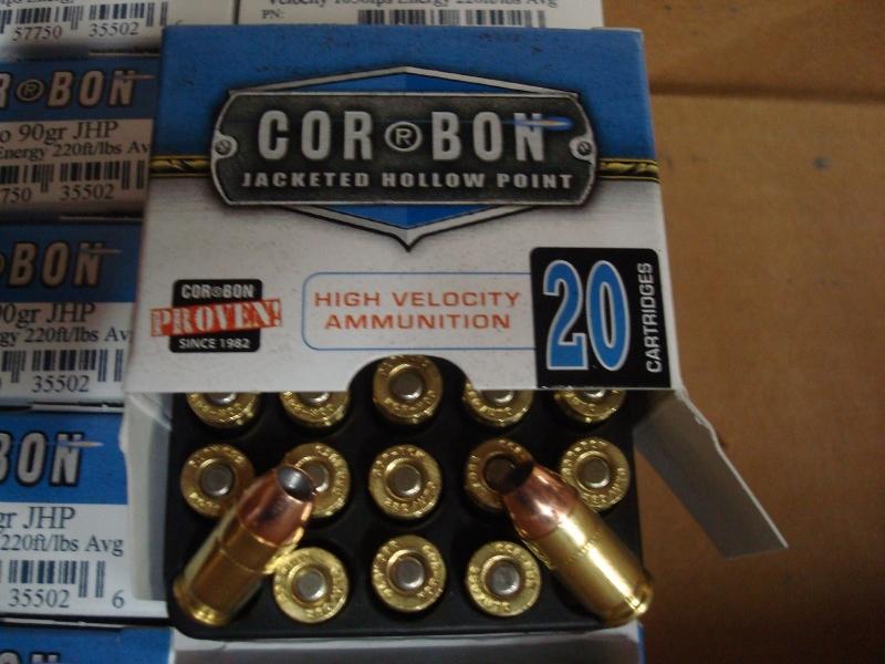 Corbon 380:  380 : KY Imports Inc, 502-244-4400 – Billy Knight